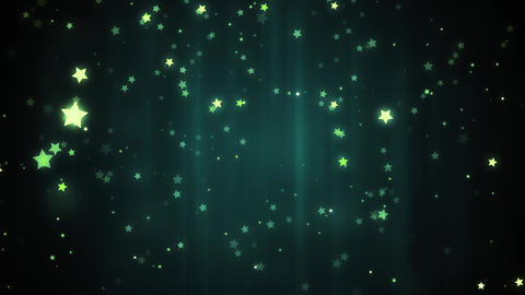 Party Glittering Stars Animation