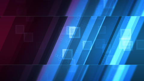 Abstract Sliding Layers Animation