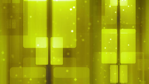 Golden Corporate Squares Animation