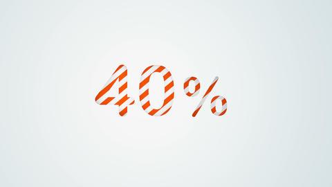 40 percent background animation Animation