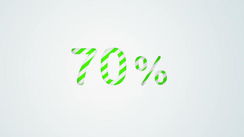 70 percent background animation Animation