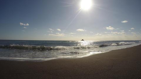 Pacific Ocean Footage