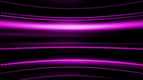Pink Technology Background Animation