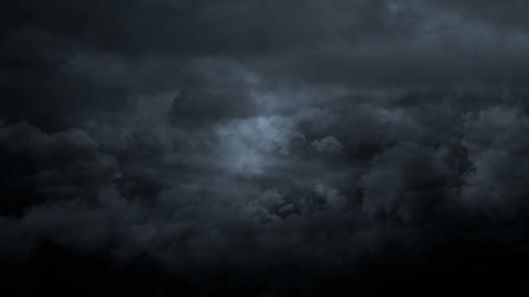 Storm Clouds Background Videos animados