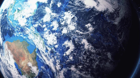 Earth Zoom In Zoom Out Palikir Federated States of Micronesia Live Action