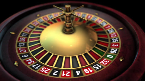 Roulette Wheel Animation