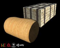Goods 3D Model