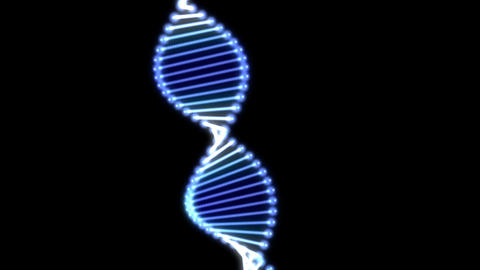 DNA image Animation
