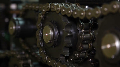 Chain Mechanism Live Action