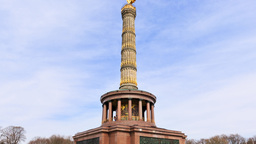 Berlin Timelapse - The Victory Column Hyperlapse - 4k Footage