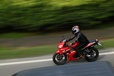 Motorcycle Fotografía