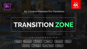 Transition Zone Premiere Pro Template