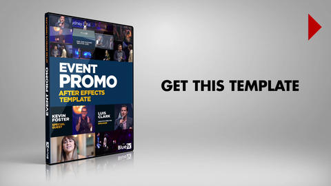 Event Promo After Effects Template