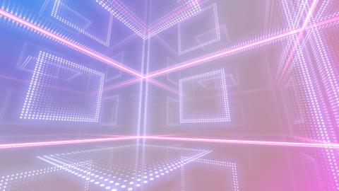 LED Room 2 B AbR1 4k CG動画