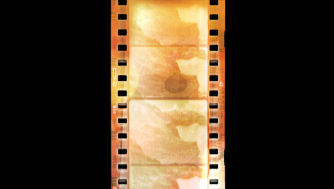Cinematic Tape 2K Alpha CG動画