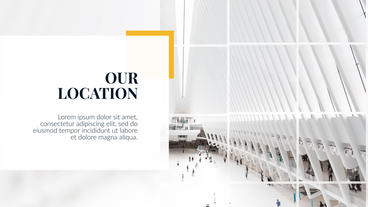 Clean Presentation - Modern Corporate After Effects Template