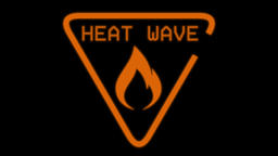 Heat Wave CG動画素材
