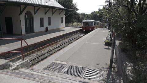 Suburban cogwheel railway 20180620110615 Footage