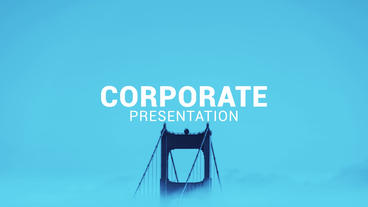 Corporate Presenation After Effects Template
