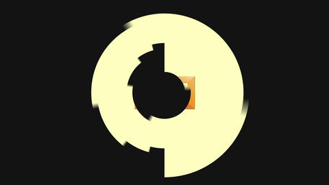 Minimal Shape Logo Reveal v 2 After Effects Template