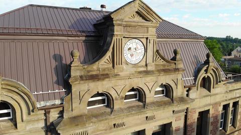 New Glasgow Town Hall, Nova Scotia, built 1884 Footage