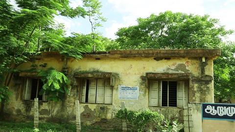 Indian Village School Exterior Footage