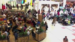 Departure terminal Footage