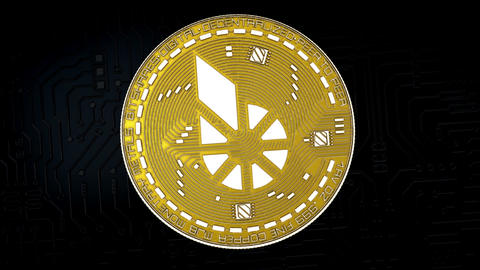 Coin of bitshares cryptocurrency GIF