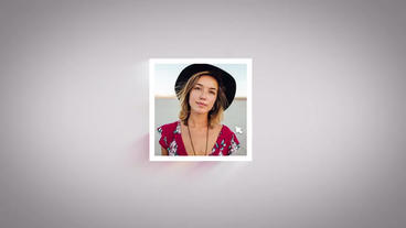 Click Photos Opener After Effects Template