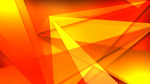 Abstract background origami Animación