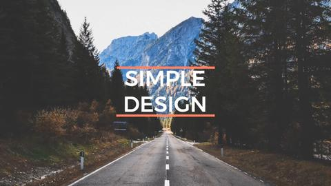 30 Simple Titles After Effects Template