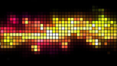 Musical Dancing Light Box Animation
