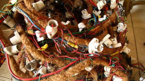 Bulb Holders Footage