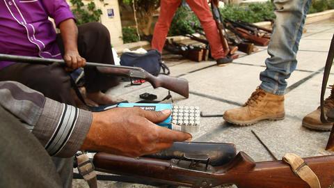Guns with Mafia Live Action