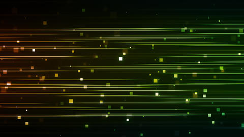HiTech Data Lines Animation