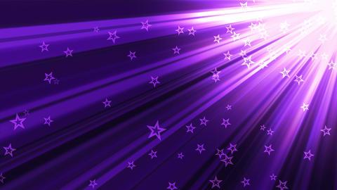 Glorious Worship Rays and Stars Animation