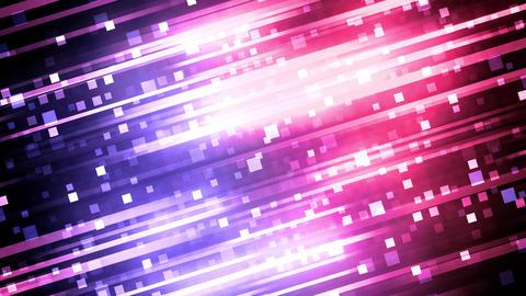 Techno Data Grid Animation