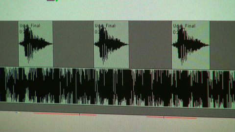 indicator of level of a sound Footage