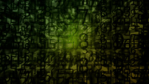 matrix grunge Stock Video Footage