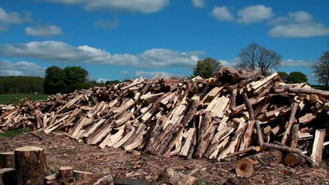 Wood Footage