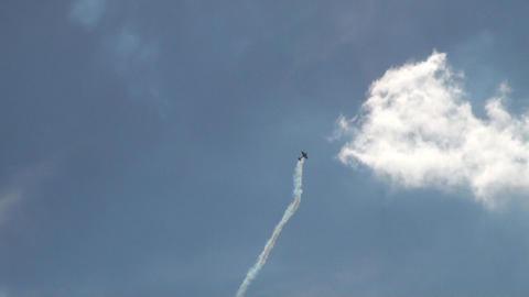 Footage Kunstflug Airshow 2012 03 ビデオ