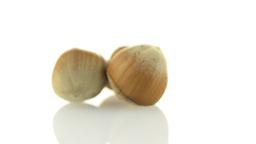 Tasty hazelnuts Stock Video Footage