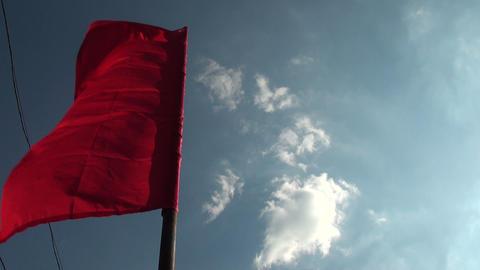 flag wind Footage