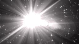 Stars grey bright motion background Animation