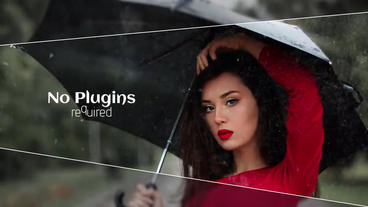 Love Elegant Slideshow After Effects Template