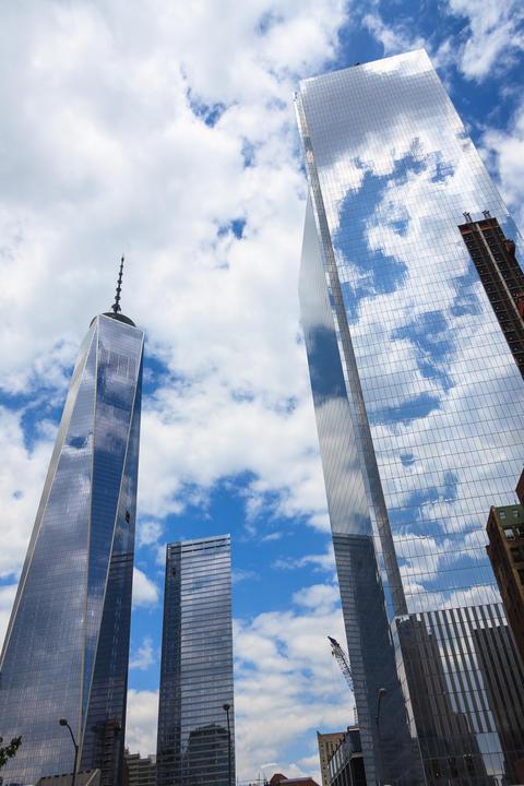 Freedom Tower 911 World Trade Center Photo