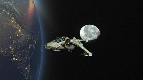Space Ship 0