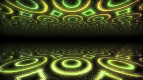 LED Floor 1 C R1a 4k CG動画