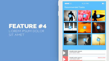 Phone & Tablet Presentation 2in1 After Effects Templates