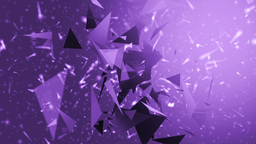 Animation silver background with rays in space Animation